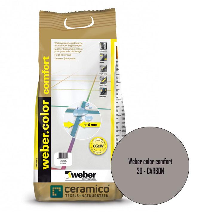 Weber color comfort
