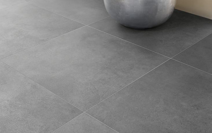 Rak Tegels 60x60 : Surface cool grey 60x60x1 rec ceramico